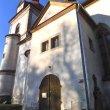 Kostel sv. Mikuláše je také kulturní památkou.