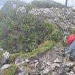 Opět Steinplatte peak. To je strašidelná hlubina – honem pryč!