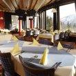 Ski restaurant.