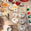 Dokonalá tabule: bio produkty z Itálie a Čech se dokonale snoubily.