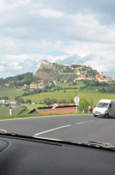 Ač jsme návštěvu Riegersburgu neplánovali, nešlo odolat.