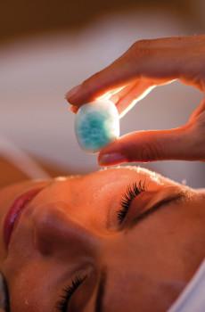 V nabídce hotelu je i účinná kosmetická péče.