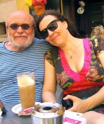 Petra a Arnošt Goldfamovi