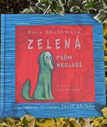 Kniha Boky Abrhámové- Zelená psům nesluší